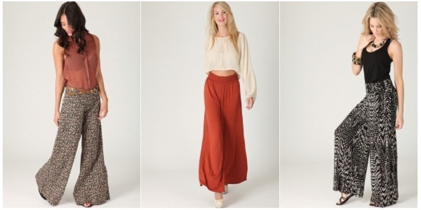 How Fitted Palazzo Pants Are Different From Other Pants