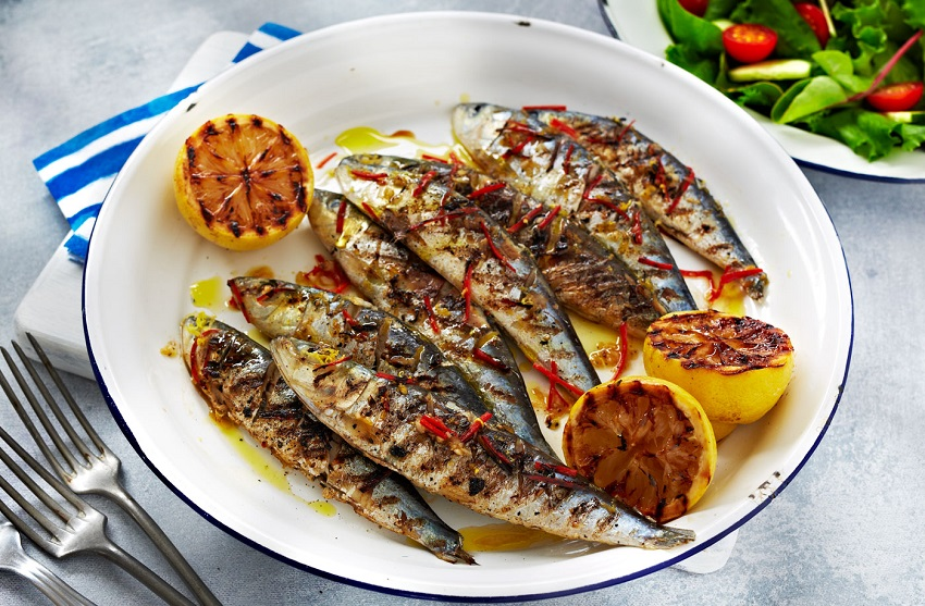 fish for grilling