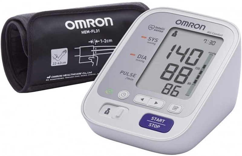 digital blood pressure monitors