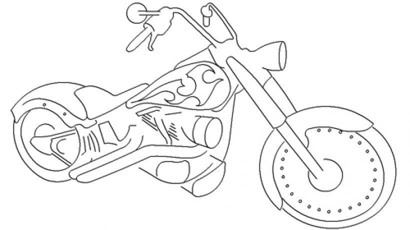 Autocad & Vector Drawings – Harley