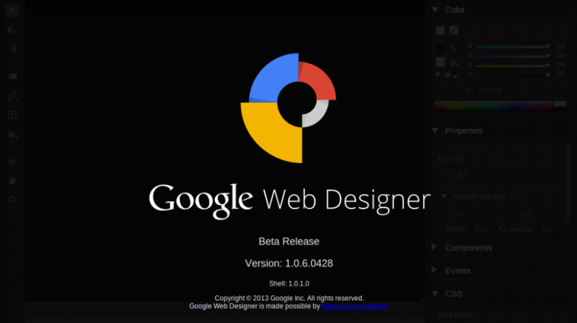 Google Launches 'Google Web Designer', a tool for creating ads in HTML5