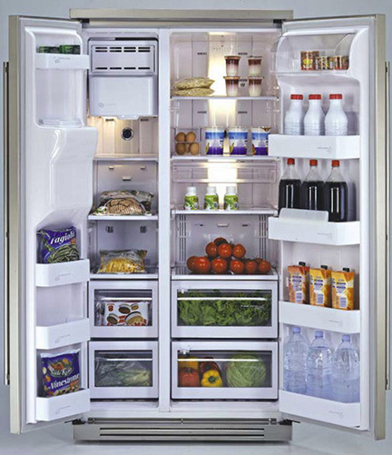 How do you organise your fridge