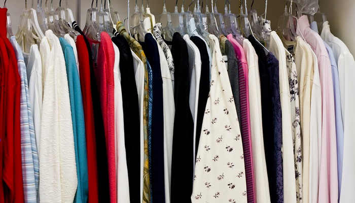 5 golden rules to sort your wardrobe