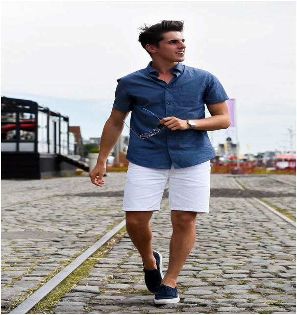 Summer Style Tips for Men
