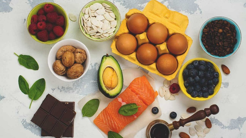 foods with low carbohydrate