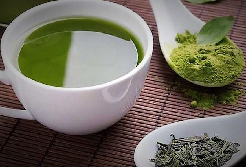 Maeng Da Kratom Tea - Lineart