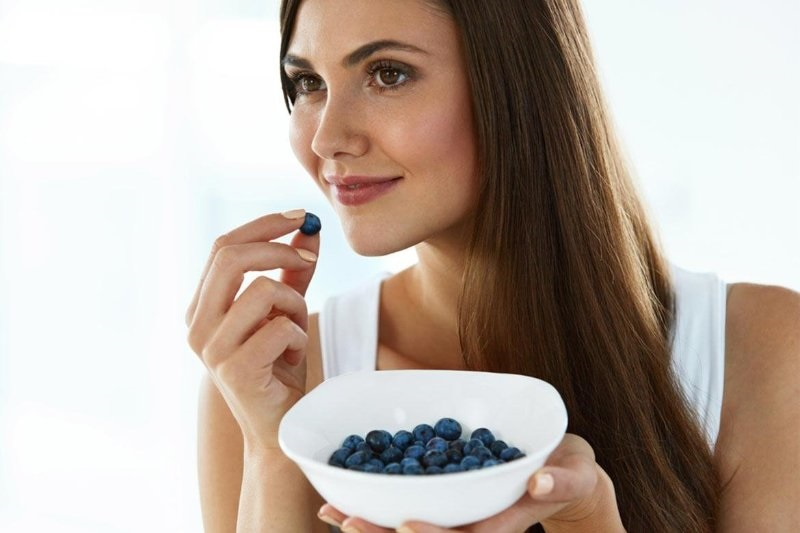 The blueberry for the well-being of sight: this is how it favors it