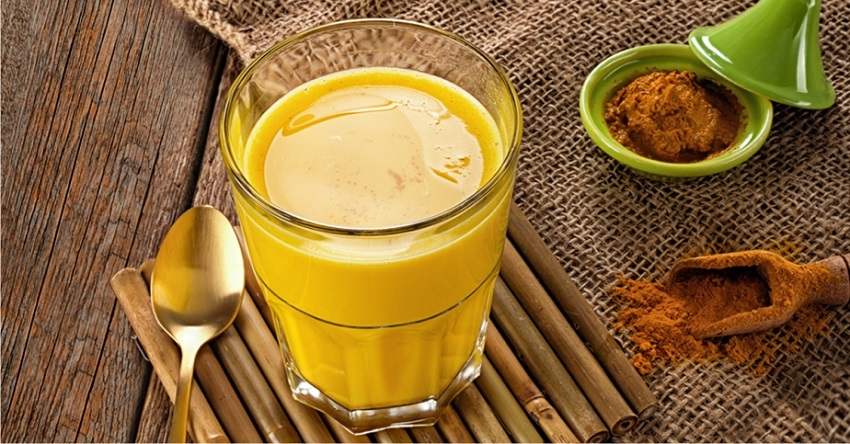 WHAT IS GOLDEN MILK?