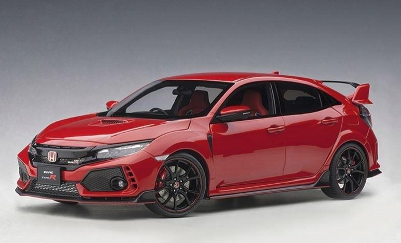 red Honda