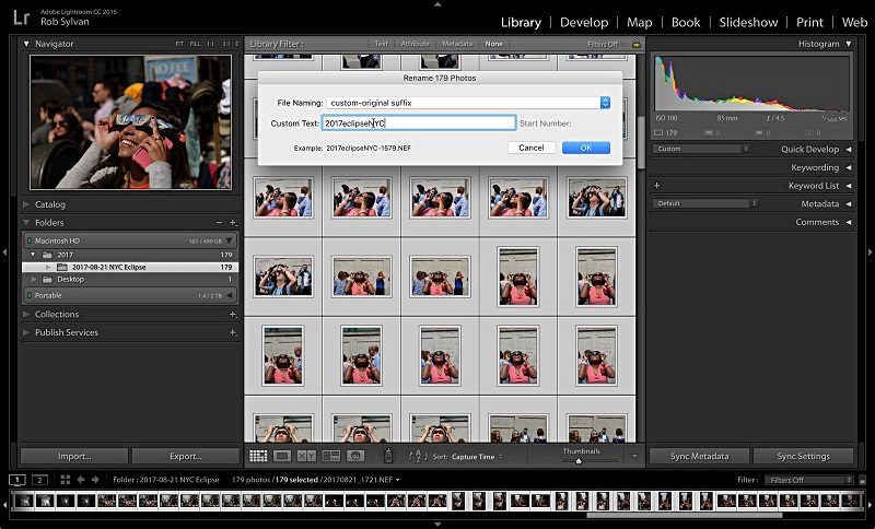 tips for sorting and selecting digital photos
