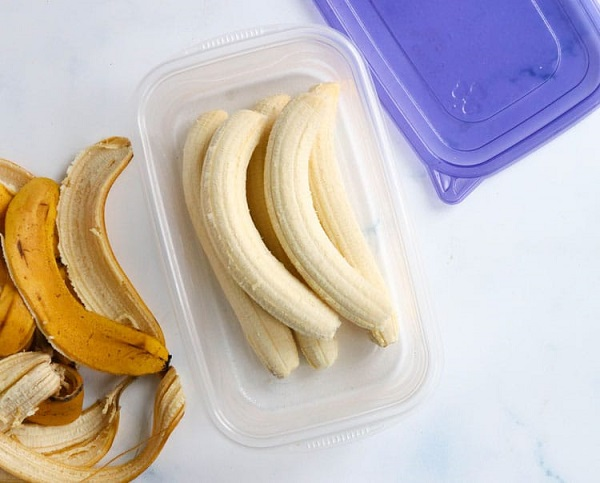 How long can you freeze banana
